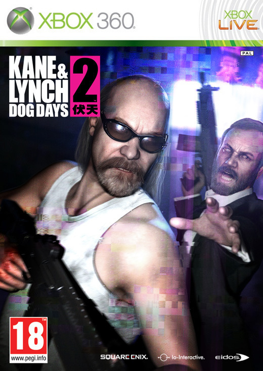 Kane & Lynch 2: Dog Days for Xbox 360