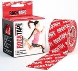RockTape Active Recovery Series - Red Logo (5cm x 5m)