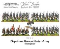 Napoleonic Wars: Russian Starter Army