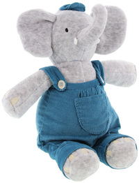 Meiya & Alvin: Alvin the Elephant 25cm Plush