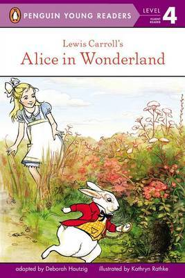 Lewis Carroll's Alice in Wonderland by Deborah Hautzig image