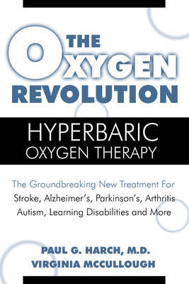 The Oxygen Revolution by Virginia McCullough image