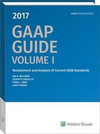 GAAP Guide by Jan R. Williams