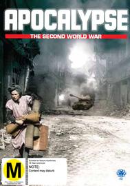Apocalypse: World War II (3 Disc Set) on DVD