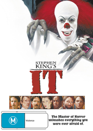 Stephen Kings's IT on DVD