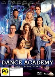 Dance Academy: The Movie on DVD
