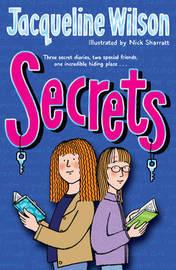 Secrets by Jacqueline Wilson image