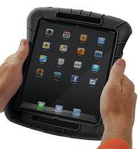 Omp Tablet Shockproof Case for Ipad 2/3/4 - Black