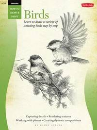 Drawing: Birds (How to Draw and Paint) by Maury Aaseng