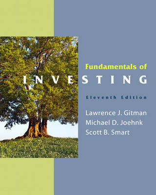 Fundamentals of Investing by Lawrence J Gitman image