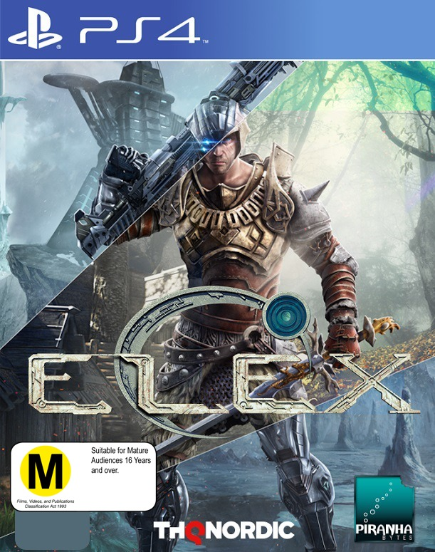 ELEX for PS4