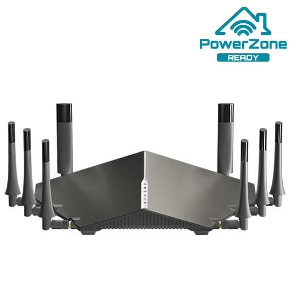 D-Link: AC3200 DSL-5300 Cobra Tri-Band Modem Router