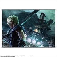 Final Fantasy VII Remake: Wall Scroll Vol.1