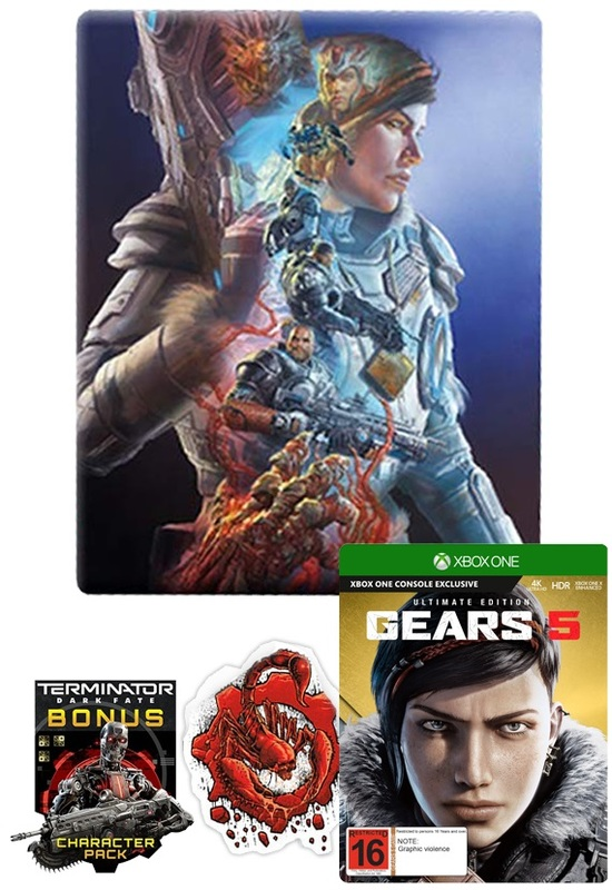 Gears of War 5 Ultimate Edition for Xbox One
