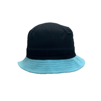 Blackcaps Bucket Hat - Black/Teal