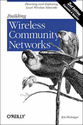 Building Wireless Community Networks by Rob Flickenger image