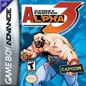 Street Fighter Alpha 3 for GBA
