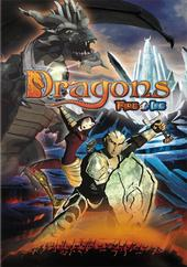 Dragons - Fire And Ice on DVD