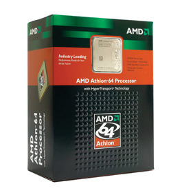 AMD Athlon 64 3700+ 64Bit SKT939 2000MHZ Hyper  Transport
