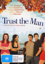 Trust The Man on DVD
