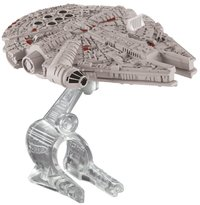Hot Wheels: Star Wars Starships - First Order TIE Fighter vs. Millennium Falcon image