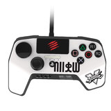 Mad Catz Street Fighter V FightPad Pro (Ryu White) for PS4