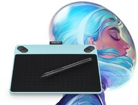 Wacom Intuos Art Pen & Touch Tablet (Small / Mint Blue)