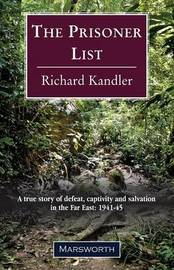 The Prisoner List by Richard Kandler