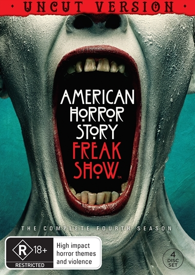 American Horror Story: Season 4 on DVD image