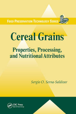 Cereal Grains by Sergio O. Serna-Saldivar