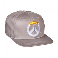 Overwatch Frenetic Snap Back Hat - Grey