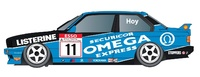 Scalextric: DPR BMW M3 E30, Will Hoy #11 - Slot Car
