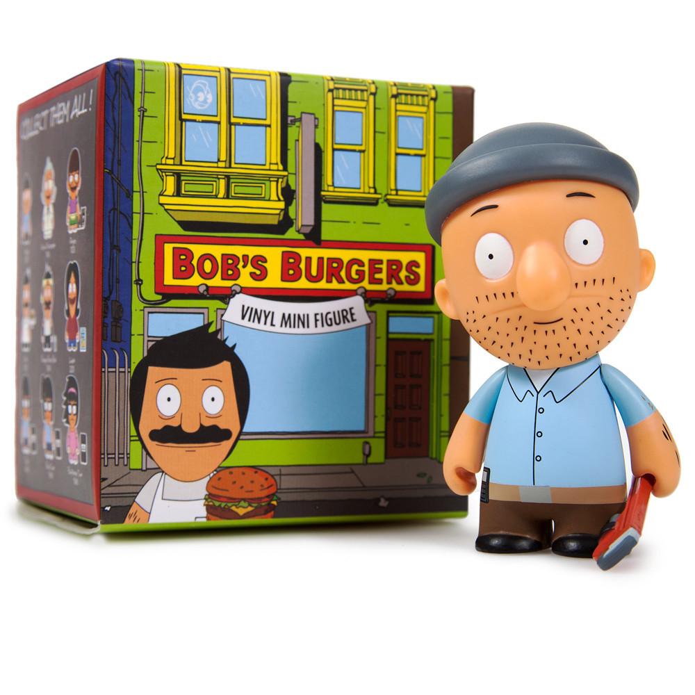 Bob's Burgers - Kidrobot Mini Figure image