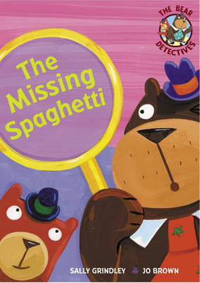 The Missing Spaghetti by Sally Grindley