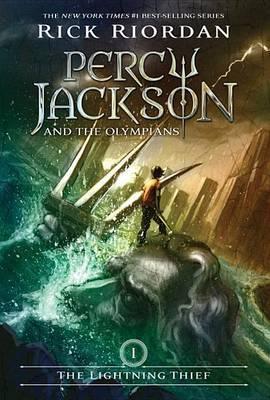 The Lightning Thief (Percy Jackson #1) by Rick Riordan