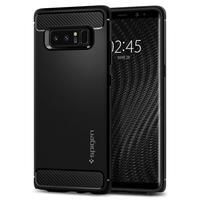Spigen Galaxy Note 8 Rugged Armor Case Black