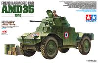 Tamiya 1/35 French Armored Car AMD35