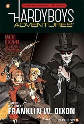 Hardy Boys Adventures #5 by Scott Lobdell