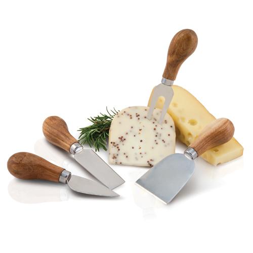 True: Grove - Gourmet Cheese Tool Set (Set of 4)