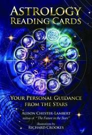 Astrology Reading Cards by Chester-Lambert