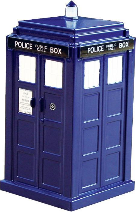 Doctor Who - Wind Up Tardis image