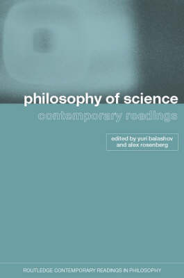 Philosophy of Science: Contemporary Readings image
