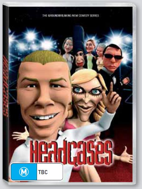 Headcases: Season 1 on DVD image