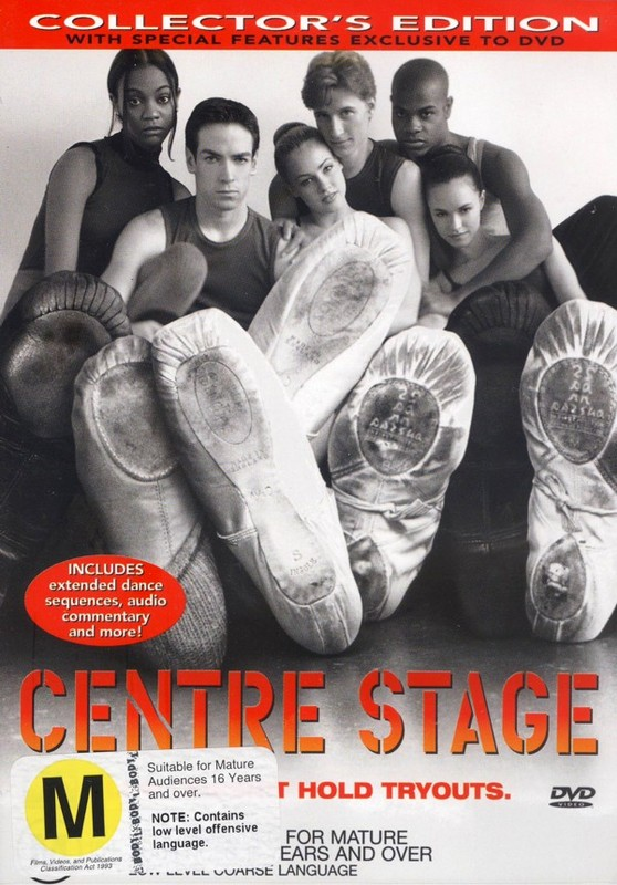 Centre Stage on DVD