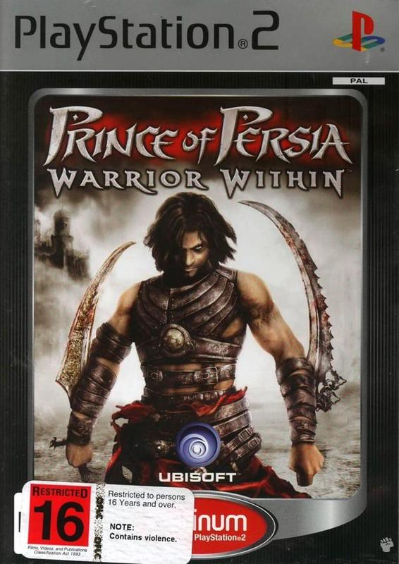 Prince of Persia 2: Warrior Within for PlayStation 2