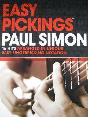 Easy Pickings Paul Simon by Music Sales