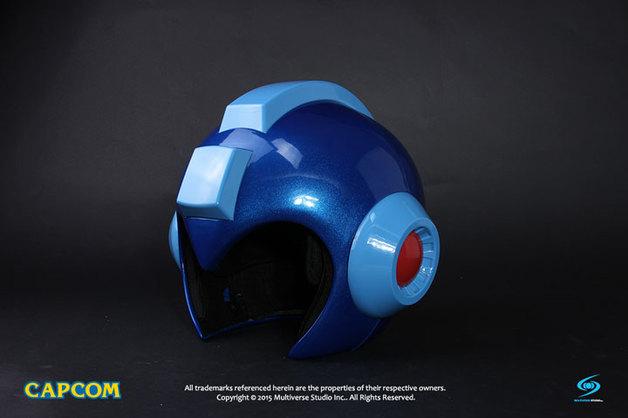 Mega Man - 1/1 Replica Wearable Helmet