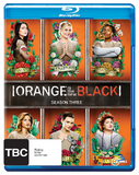 Orange is the New Black Season 3 BR (3 Disc Set) on Blu-ray