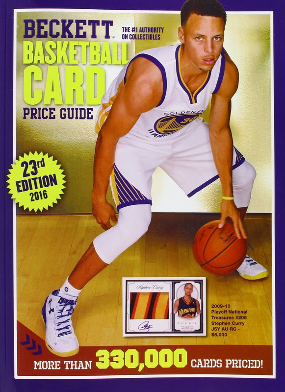 Beckett Basketball Card Price Guide No  23   Buy Now   at