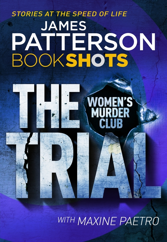 The Trial by James Patterson